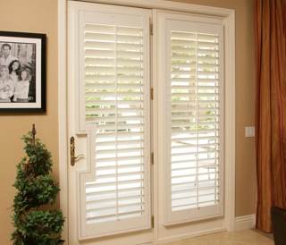 French Door Shutters In Sacramento, CA