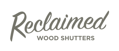 Sacramento reclaimed wood shutters