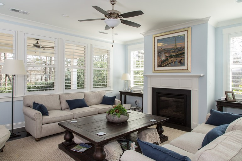 Sacramento home design windows
