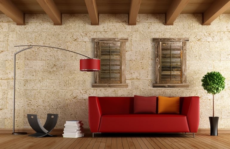 Newest Window Treatment Trends In Sacramento: Reclaimed Wood Shutters